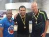 Dubbelkampioen Bonaire Nicolaas/Van Veenendaal